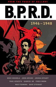 Omnibus BPRD 1946-1947-1948