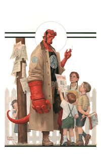 Hellboy and the BPRD 1953 3