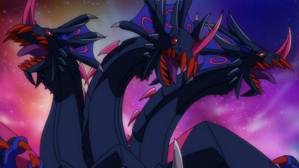 Bakugan darkus alpha hydranoid