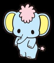 Sanrio Characters Zou Image001
