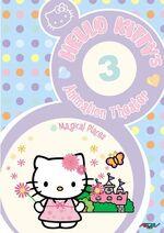 Sanrio Television HelloKittysAnimationTheater MagicalPlaces-Vol3 DVD-cover