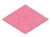 Pinktile