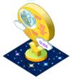 Moondirectionboard