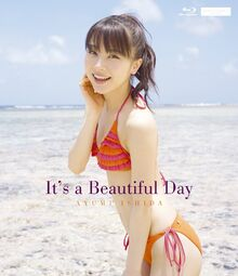IshidaAyumi-It'saBeautifulDay-cover