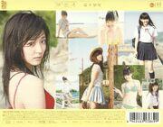 Back cover Natsuyasumi