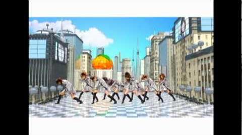Morning Musume『Mikan』 (Dance Shot Ver