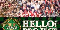 Hello! Project Tanjou 15 Shuunen Kinen Live 2013 Fuyu ~Viva!~