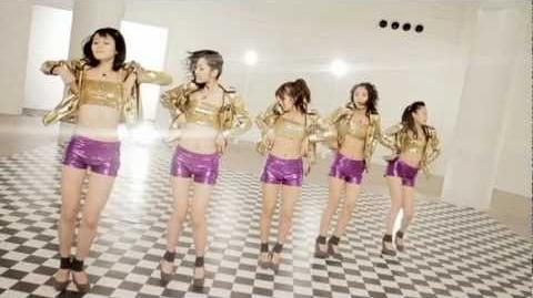 ℃-ute - Kiss me Aishiteru (MV) (Dance Shot Ver