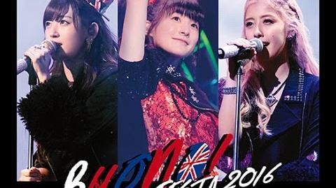 初恋サイダー Buono! (Live at 日本武道館 2016 8 25) 『Buono! Festa 2016』2016年11月23日にDVDとBlu-rayを同日発売!!