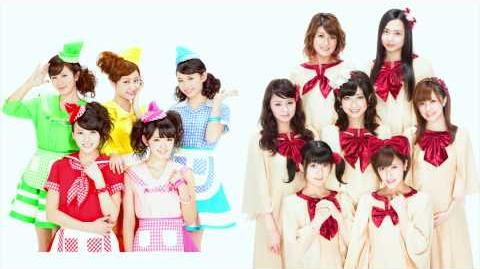 Berryz Koubou × ℃-ute Combined Version (Music Only)