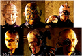 The cenobites from Hellraiser III Hell on Earth