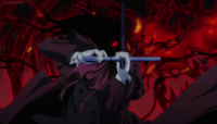 Alucard, Monster who rejects God