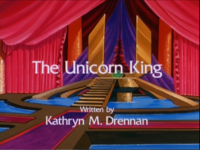 The Unicorn King