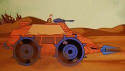 Sand Wheeler