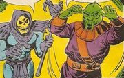 Skeletor & Barton