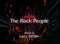 The Rock People