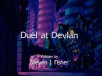 Duel at Devlan