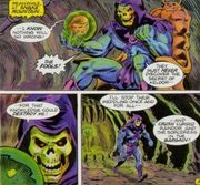 Skeletor - The Search for Keldor