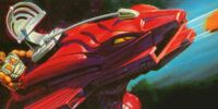 Blaster Hawk