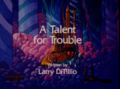 A Talent for Trouble.png
