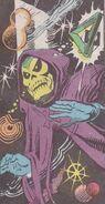 Skeletor in The Dark Dimension