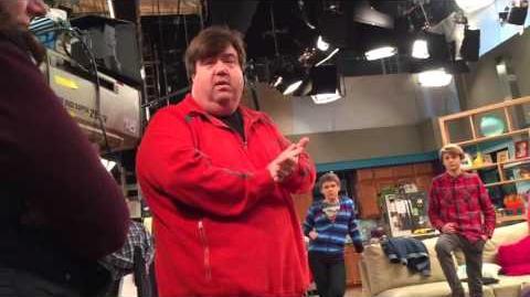 Dan makes an announcement