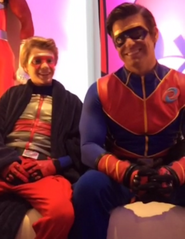 Jace-norman-and-cooper-barnes-henry-hart-kid-danger-captain-man-nickelodeon-periscope-interview-at-comic-con-international-san-diego-2015--sdcc-15-nick-henry-danger