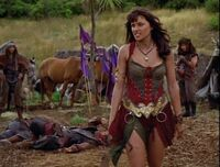 Warrior princess 02