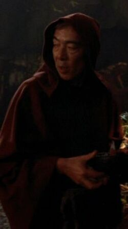 Monk War Bride