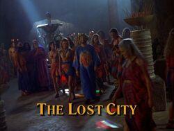 Lost City Title