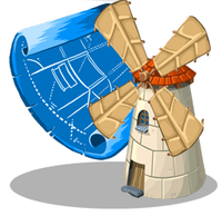 Apprentice's Windmill Blueprint
