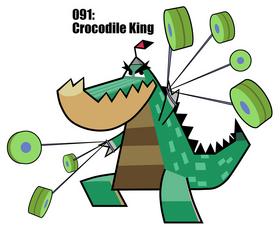 Crocodile King 2