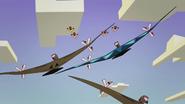 Pterodactyls 042
