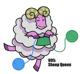 Sheep Queen