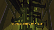 Resurrection of T-Rex 002