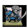 Ninja tile