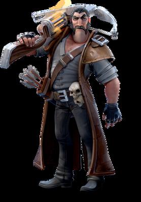 HeroDefense Hero Jack 01