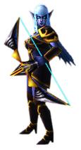 Dark elf exile 3d