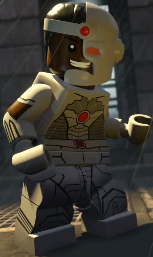 Cyborg(Lego DC) | Heroes & Villains Wiki | Fandom powered ...