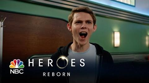 Heroes Reborn - The New Master of Time and Space (Episode Highlight)