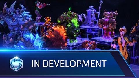 In Development – Chromie, Medivh, Widowmaker Nova, and more!