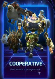 Cooperative Mode