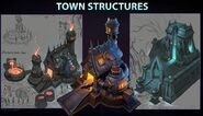 TOD - Blacksmith Town