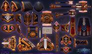 Uther - Judgement cosplay 2