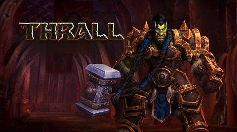 Heroes of the Storm Thrall Trailer