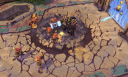 Blizzcon14 Heroes SkyTemple Thrall