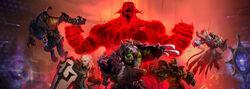 Bloodlust Brawl