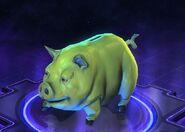 Piggy Bank - Green