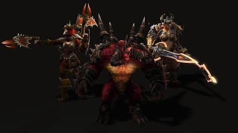 In Development Master Skins (Diablo)