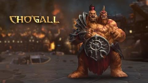 Heroes of the Storm – Cho'Gall